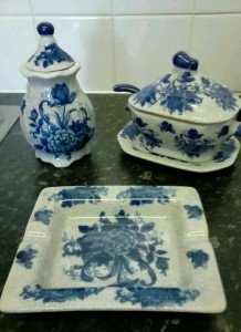 three piece table set