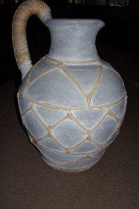 floor standing vase