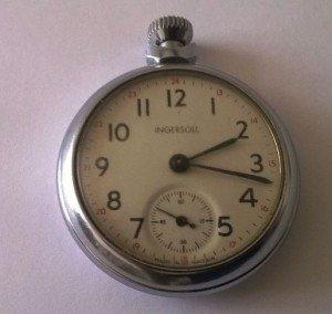 gentleman's pocket watch
