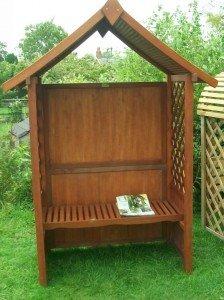 garden arbour