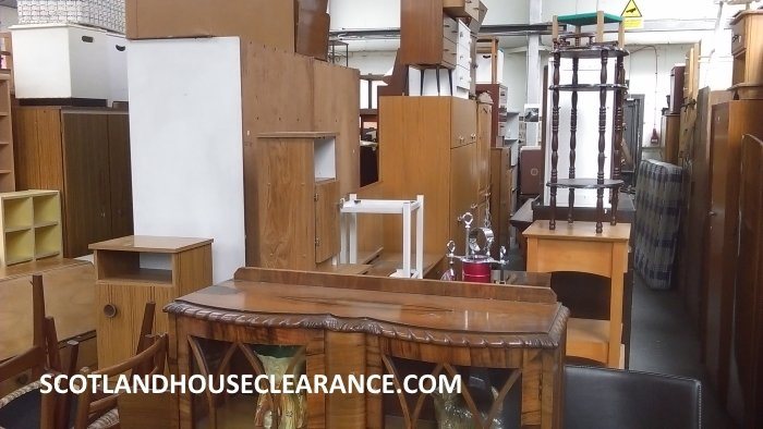 Scotland House Clearance Furniture Warehouse