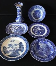 crockery collection