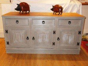 wood Jaycee sideboard