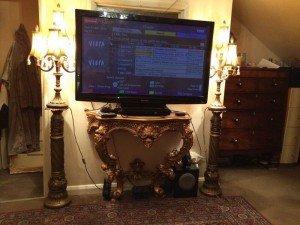 55 inch flat screen tv