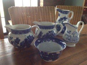 blue ware