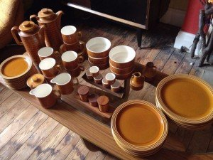 breakfast and coffee set