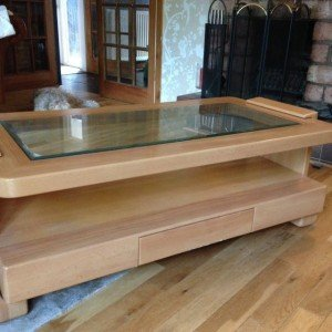 beechwood unusual coffee table