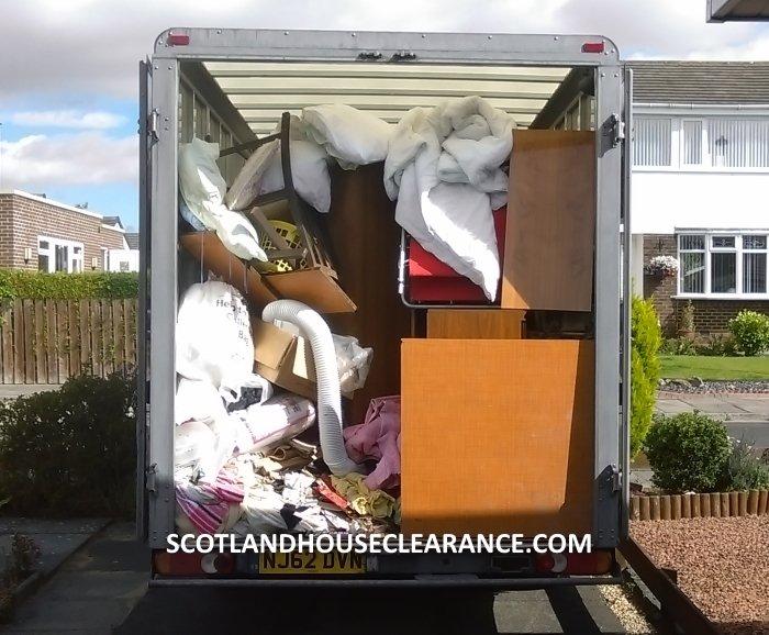 We Pack Big House Clearance Loads