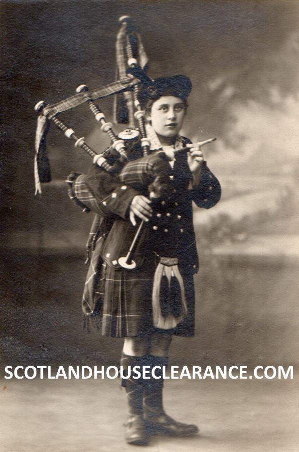 Scottish National Dress