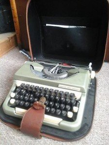 imperial typewriter