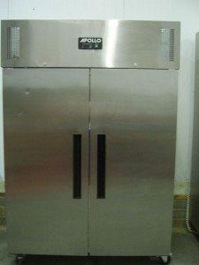 restaurant freezer