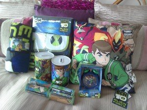 Ben10 bedroom accessories