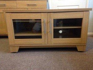 double television unit