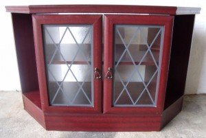 entertainment display cabinet