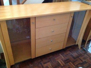 storage sideboard