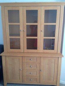 pine wood dresser