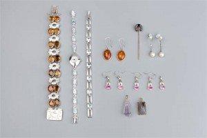 gem set jewellery