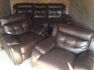 three piece sofa suite