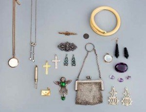 collection of jewellery