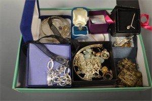 boxed jewellery
