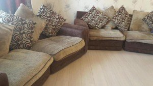 chocolate sofa suite