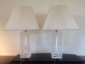 tall standing table lamps