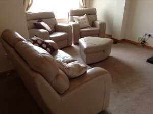 four piece sofa suite