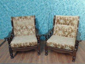 vintage armchairs,