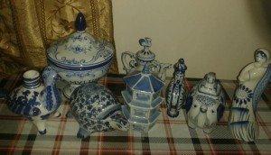 blue deft porcelain,