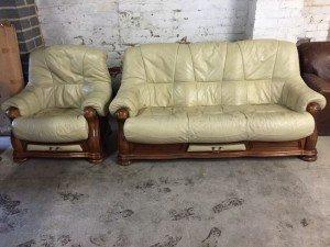 vintage sofa suite