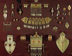 Turkoman silver