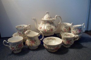 China tea set