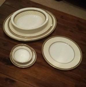 dinner service set
