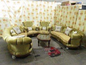 four piece sofa suite,