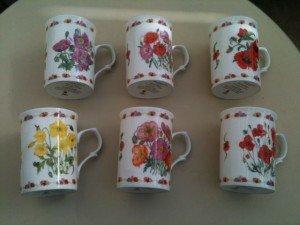 commemorative cups