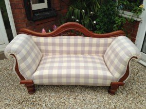 antique chaise couch