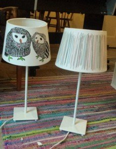 nursery table lamps