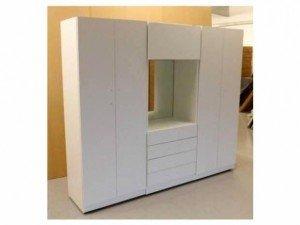 wardrobe unit
