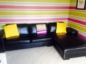 four seater corner sofa