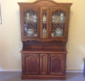 Welsh kitchen dresser