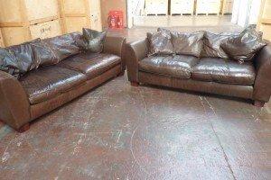two seater sofas