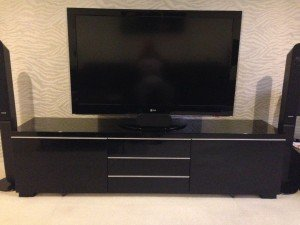 flat screen plasma television