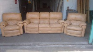 recliner sofa suite