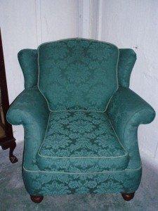 nursing armchair