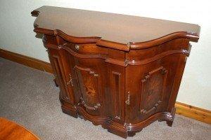 console cabinet