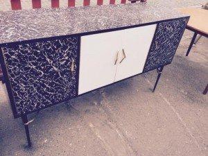 kitsch sideboard