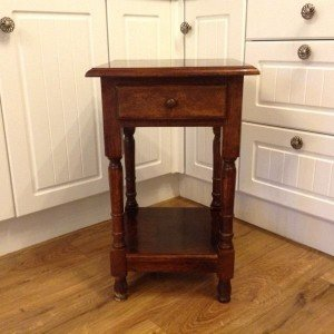 bedside table unit