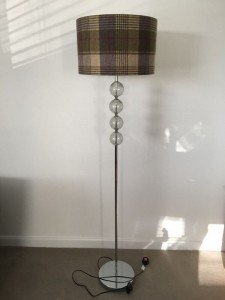 bubble floor lamp