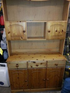 pine Welsh kitchen dresser