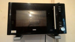 combination microwave oven